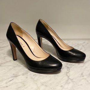 ***SOLD*** Prada platform heels